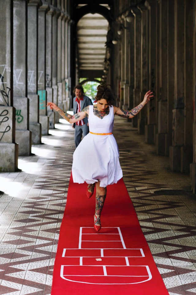 Rayuela | Gica Beatnik e Wander Wildner