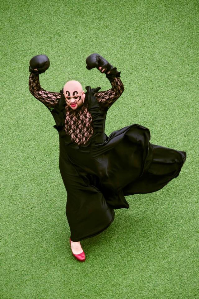 Prenda Negra | Heinz Limaverde