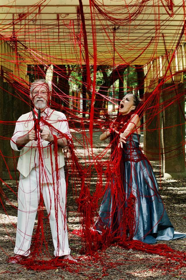 Ulisses e Penélope | Luiz Paulo Vasconcellos e Sandra Dani