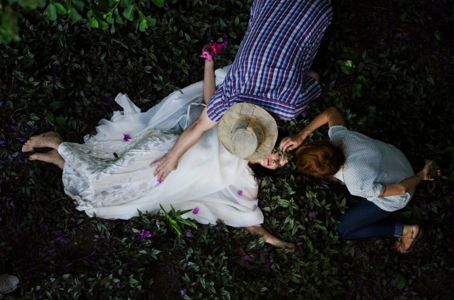 Desordem - Ophelia - Gisela Rodriguez - foto © Fernanda Chemale